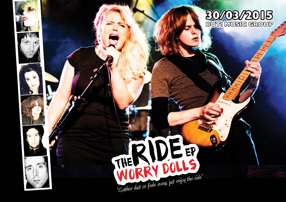 Ride teaser poster