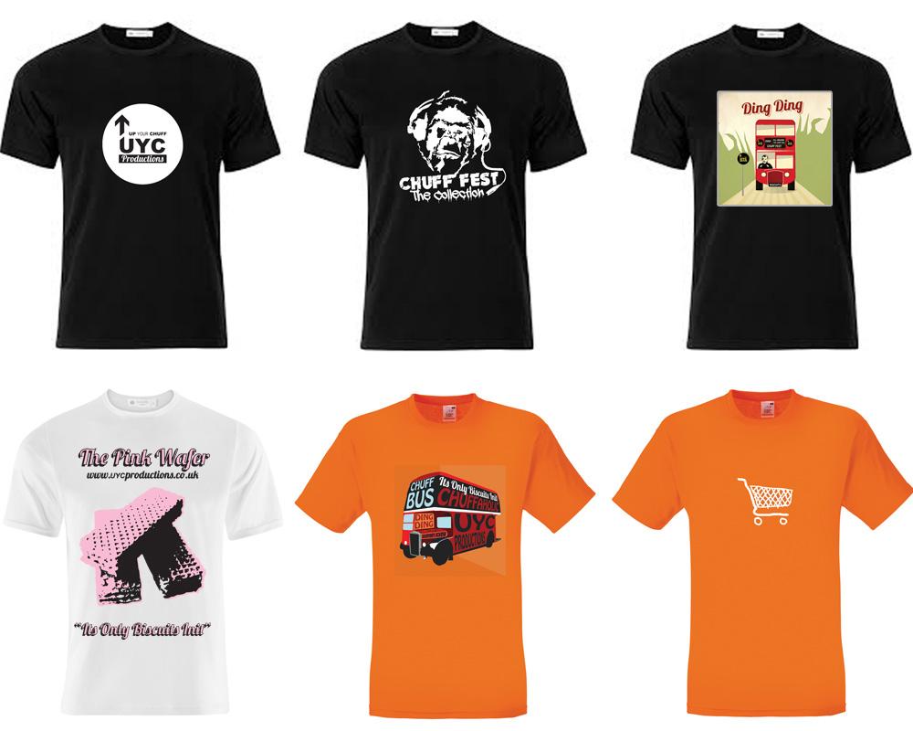 T shirt galery
